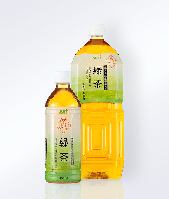 surf green-tea